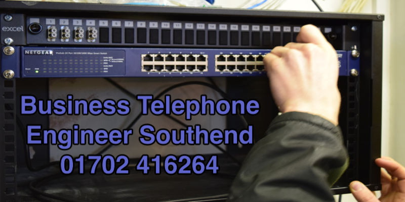 Installed by Telephone engineer Chelmsford