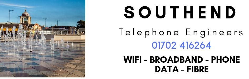Southend telephone engineer logo
